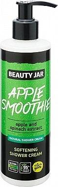 Смягчающий крем-гель для душа - Beauty Jar Apple Smoothie Softening Shower Cream — фото N1