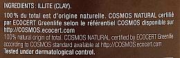 "Глина косметическая ""Красная"" - Najel Red Clay For Healthy Glow — фото N5"