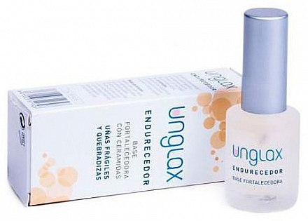 Отвердитель для ногтей - Unglax Nail Hardener — фото N1