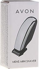 Машинка для стрижки волос - Avon Mens Mini Shaver — фото N1