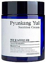 Духи, Парфюмерия, косметика Питательный крем с экстрактом астрагала и комплексом натуральных масел - Pyunkang Yul Nutrition Cream