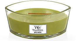 Духи, Парфюмерия, косметика Ароматическая свеча в стакане - WoodWick Candle Elipsa Apple Basket