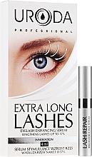 Духи, Парфюмерия, косметика Сыворотка для роста ресниц - Uroda Professional Extra Long Lashes Enhancing Serum