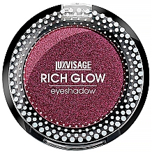 Духи, Парфюмерия, косметика Тени для век - Luxvisage Rich Glow Eyeshadow