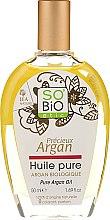 Масло Аргановое чистое - So'Bio Etic Pure Argan Oil — фото N1