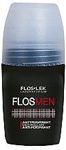 Духи, Парфюмерия, косметика Освежающий антиперспирант шариковый - Floslek Flosmen Anti-perspirant deo roll-on