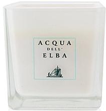 Духи, Парфюмерия, косметика Ароматическая свеча в стакане - Acqua Dell Elba Giglio Delle Sabbie Scented Candle
