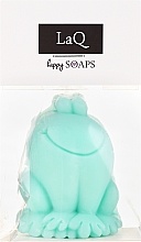 """Духи, Парфюмерия, косметика Натуральное мыло ручной работы """"Лягушка"""" с ароматом киви - LaQ Happy Soaps Natural Soap"""