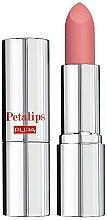 Духи, Парфюмерия, косметика Матовая помада для губ - Pupa Petalips Soft Matte Lipstick