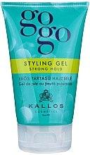 Духи, Парфюмерия, косметика Гель для волос - Kallos Cosmetics Gogo Styling Gel Strong Hold