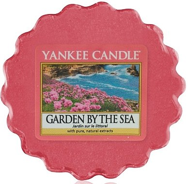 Ароматический воск - Yankee Candle Garden By The Sea Tarts Wax Melts — фото N1