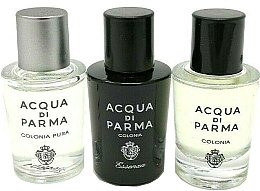 Духи, Парфюмерия, косметика Acqua di Parma Colonia - Набор (edc/3x5ml)