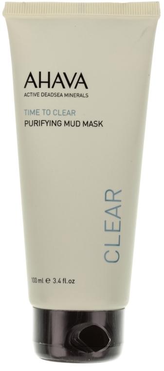 Очищающая маска для лица - Ahava Time To Clear Purifying Mud Mask — фото N1