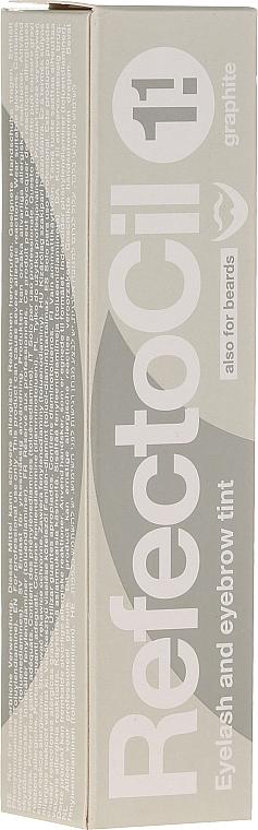 Набор для окрашивания бровей и ресниц - RefectoCil Professional Lash & Brow Styling Bar — фото N6