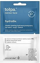 Духи, Парфюмерия, косметика Маска-пилинг для лица - Tolpa Dermo Face Hydrativ Moisturizing Mask-Peeling Removes
