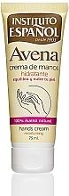 Духи, Парфюмерия, косметика Крем для рук - Instituto Espanol Avena Hand Cream