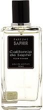 Духи, Парфюмерия, косметика Saphir Parfums California - Парфюмированная вода (тестер с крышечкой)