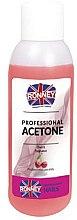 """Духи, Парфюмерия, косметика Средство для снятия лака """"Вишня"""" - Ronney Professional Acetone Cherry"""