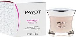 Средство повышающее упругость безжизненной кожи - Payot Perform Lift Vitality  — фото N1