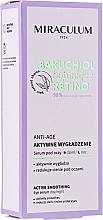 Духи, Парфюмерия, косметика Сыворотка для кожи вокруг глаз - Miraculum Bakuchiol Botanique Retino Anti-Age Serum