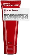 Духи, Парфюмерия, косметика Крем для бритья - Recipe For Men Shaving Cream