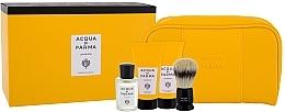 Духи, Парфюмерия, косметика Acqua di Parma Colonia - Набор (edc/20ml + sh/cr/40ml + balm/40ml + brush + bag)