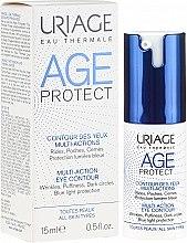 Духи, Парфюмерия, косметика Сыворотка для контура глаз против морщин - Uriage Age Protect Multi-Action Eye Contour