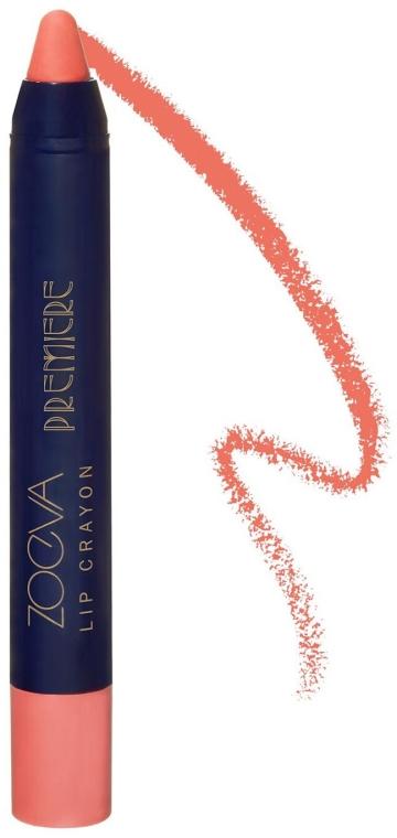 Помада-карандаш для губ - Zoeva Premiere Lip Crayon — фото N1