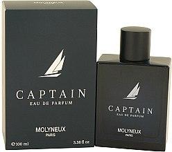 Духи, Парфюмерия, косметика Molyneux Captain - Парфюмированная вода (тестер с крышечкой)