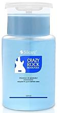 Духи, Парфюмерия, косметика Жидкость для снятия лака - Silcare Crazy Rock Remover