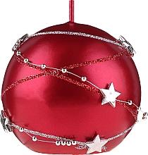 Духи, Парфюмерия, косметика Декоративная свеча красная, 8см - Artman Christmas Garland
