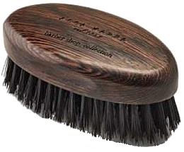 Духи, Парфюмерия, косметика Щетка для бороды, черная - Acca Kappa Barber Shop Collection