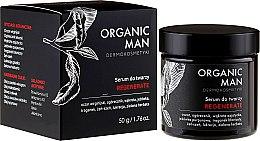 Духи, Парфюмерия, косметика Восстанавливающая сыворотка для лица - Organic Life Dermocosmetics Man