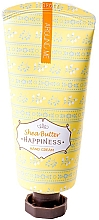 Духи, Парфюмерия, косметика Крем для рук с маслом Ши - Welcos Around Me Happiness Hand Cream Shea Butter