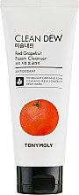 Духи, Парфюмерия, косметика Пенка для умывания, грейпфрут - Tony Moly Clean Dew Foam Cleanser Grapefruit