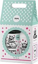 Духи, Парфюмерия, косметика Набор - Yope Zimowa Herbata (h/balm/300ml + l/soap/500ml)