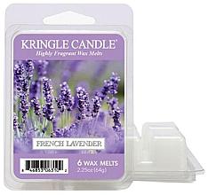 Духи, Парфюмерия, косметика Ароматический воск - Kringle Candle Wax Melt French Lavender