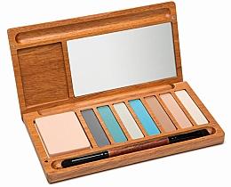 Духи, Парфюмерия, косметика Палетка теней для век - Alilla Cosmetics California Palette