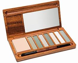 Духи, Парфюмерия, косметика Палетка теней для век - Alilla Cosmetics Forest Palette