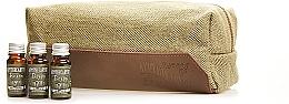 Духи, Парфюмерия, косметика Набор - Apothecary 87 Dopp Bag Beard Kit (3xb/oil/10ml + pouch)