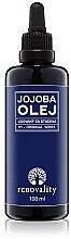 Духи, Парфюмерия, косметика Масло для лица и тела - Renovality Original Series Jojoba Oil