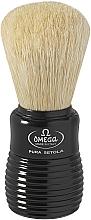 Духи, Парфюмерия, косметика Помазок для бритья, 10810, черный - Omega