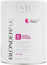 Духи, Парфюмерия, косметика Осветляющий порошок 8-го уровня - Revlon Professional Blonderful 8 Levels Lightening Powder