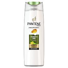 "Духи, Парфюмерия, косметика Шампунь Слияние с Природой ""Укрепление и блеск"" - Pantene Pro-V Nature Fusion Strength & Shine Shampoo"