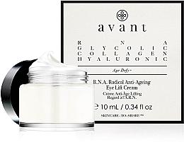 Духи, Парфюмерия, косметика Крем-лифтинг для глаз - Avant R.N.A. Radical Anti-Ageing Eye Lift Cream
