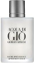 Духи, Парфюмерия, косметика Giorgio Armani Acqua di Gio Pour Homme After Shave Balm - Бальзам после бритья