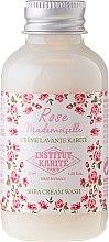 Духи, Парфюмерия, косметика Крем для душа - Institut Karite Rose Mademoiselle Shea Cream Wash (мини)