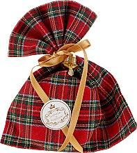 Ароматический мешочек, шотландский узор, жасмин - Essencias De Portugal Tradition Charm Air Freshener — фото N1