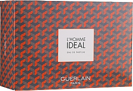 Духи, Парфюмерия, косметика Guerlain L'Homme Ideal - Набор (edp/100ml+sh/g/75ml)