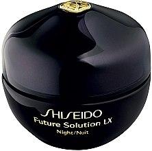 Духи, Парфюмерия, косметика Ночной крем для полного восстановления кожи лица - Shiseido Future Solution LX Total Regenerating Cream